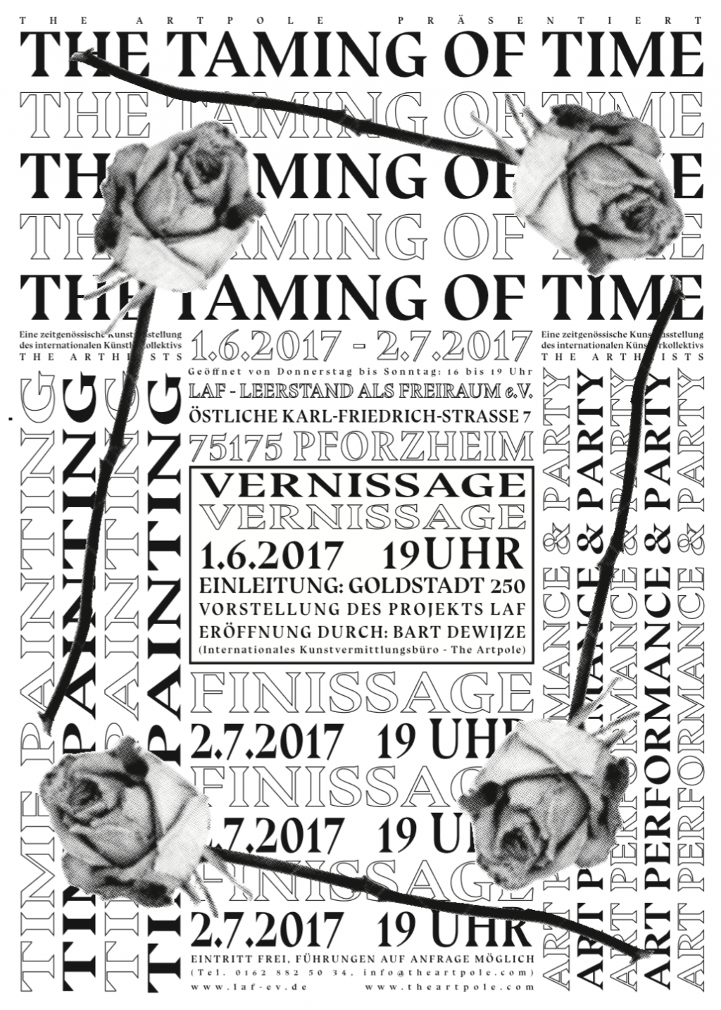 LAF The Taming of Time